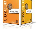 UBY CUB BLANC DOUX & FRUITÉ