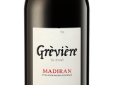 GREVIERE « AOC MADIRAN » 2014 75cl