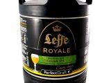 Fût de bière Leffe Royale Cascade IPA 6L