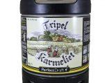 Fût de bière Leffe Tripel Karmeliet 6L