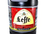 Fût de bière Leffe Ruby 6L